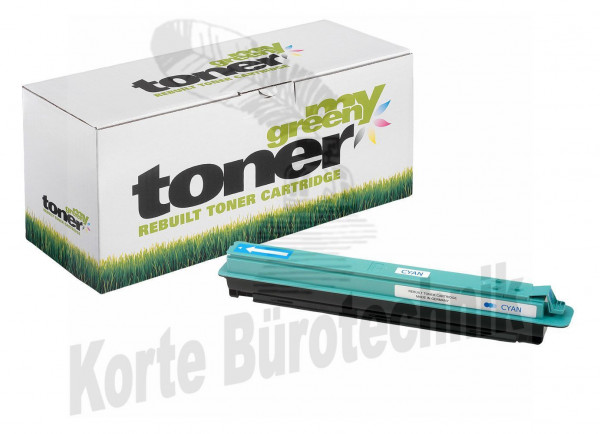 mygreen Color Toner für Panasonic komp. zu KX-FA TC506, 4000 Seiten